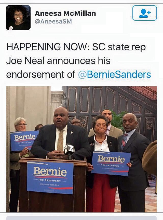 Endorsements4Bernie