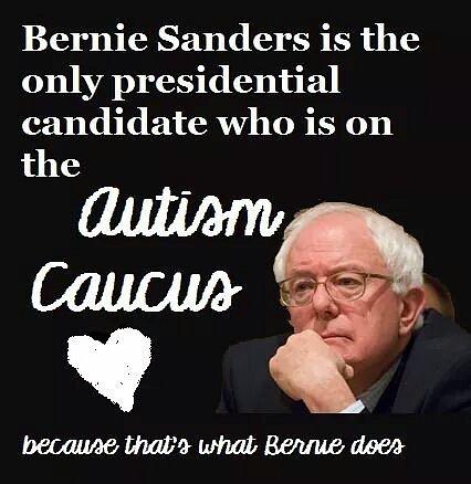 Bernie Is A Sweetheart