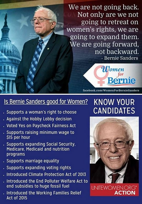 Women4Bernie