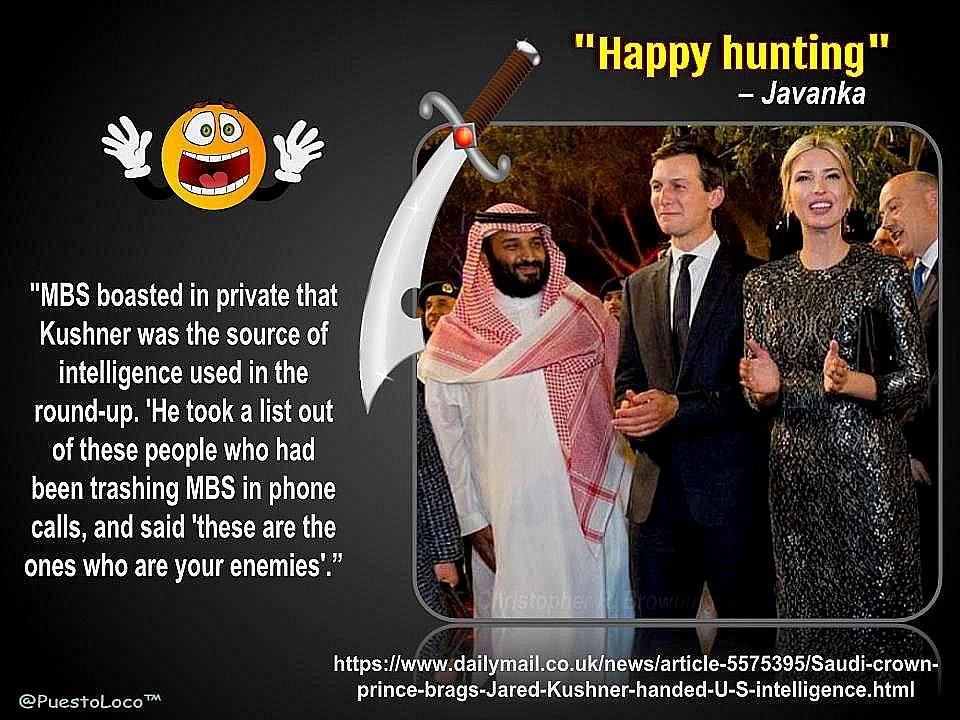 SaudiTrump